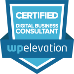 WP Elevation Certified Consultant