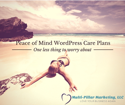 peace of mind care plans